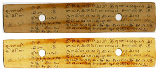 Siddhar and Manuscripts - Silambam Asia
