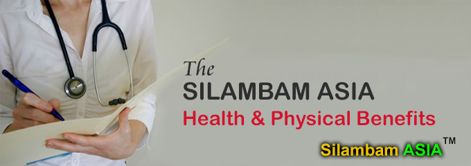Silambam Health Physical Benefits Evaluation Banner